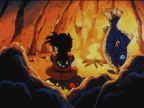 Gohan's Cave