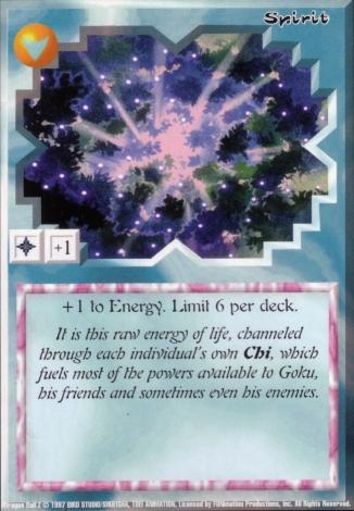 Scan of final 'Spirit' Ani-Mayhem card