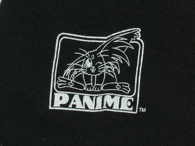 Close of the the P-Anime logo on the sleeve
