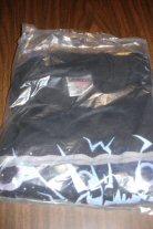Ani-Mayhem t-shirt in bag