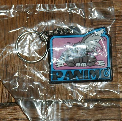 panime logo for your keys